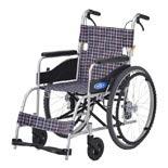 【日進医療器】自走介助兼用車椅子 NEO-1
