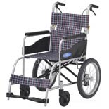 【日進医療器】介助式車椅子 NEO-2