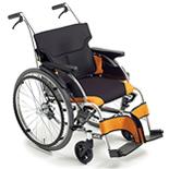 【MiKi/ミキ】RXシリーズ姿勢サポート車椅子 RX_ABS Lo