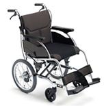 【MiKi】介助式車椅子 スタイリッシュ RXシリーズ RXC-1