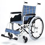 【日進医療器】スタンダード車椅子 TK-10