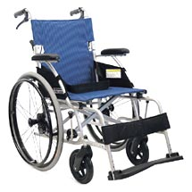 自走用(標準型)車椅子のイメージ