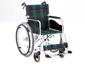 高床の車椅子イメージ