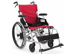 低床の車椅子イメージ