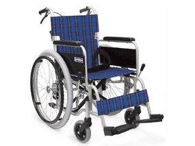 アルミ製の車椅子イメージ