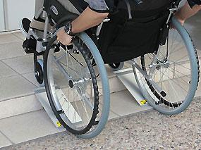 車椅子スロープイメージ