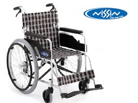日進医療器の車椅子イメージ