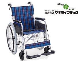 マキテックの車椅子イメージ