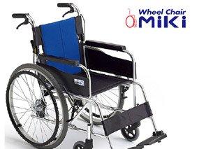 MiKiの車椅子イメージ