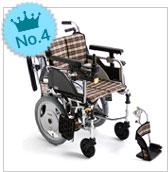 日進医療器 6輪電動車椅子 NEO-PR