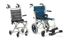 簡易・携帯用車椅子のイメージ