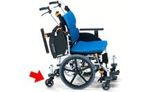 室内用車椅子(コンパクト)