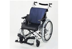 車椅子_座王の自走型NA-501Aのイメージ
