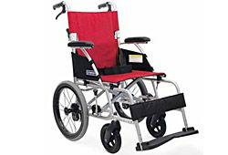 介助式車いすのイメージ