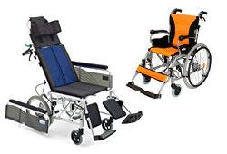 激安車いすのイメージ