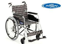 日進医療器の車いすのイメージ