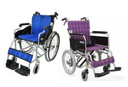様々な車椅子