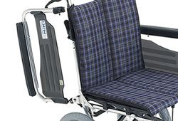 室内車椅子の写真