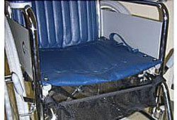 車椅子座面の画像