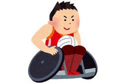 スポーツ車椅子の画像3