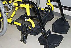 車椅子アンダーネットのイメージ