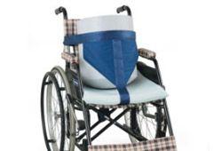 カワムラサイクルの車椅子シートベルト