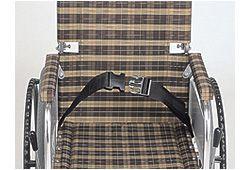 車椅子シートベルトのイメージ画像