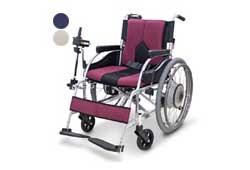 マキテックの電動車椅子