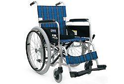 カワムラサイクルの車椅子画像