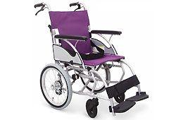 カワムラサイクルの車椅子イメージ2