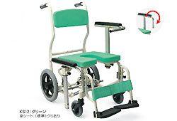 カワムラサイクルの車椅子イメージ
