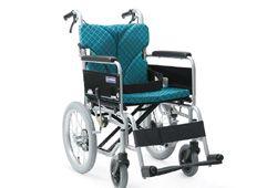 カワムラサイクルのアルミ製車椅子