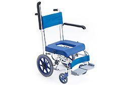 入浴用車椅子のイメージ