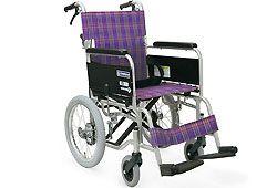 カワムラサイクルの車椅子の画像