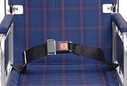 車椅子安全ベルトのイメージ
