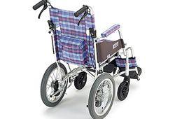MiKiの室内用車椅子のイメージ