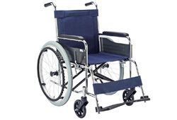 スチール製車椅子のイメージ