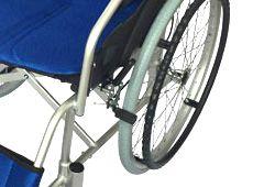 車椅子のタイヤのイメージ