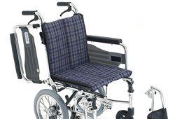 室内用車椅子MIKIスキットのイメージ