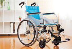 室内用車椅子のイメージ