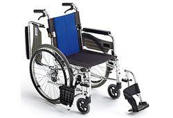 移乗機能つき車椅子の画像