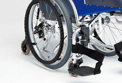 6輪車椅子の画像