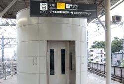 エレベーターの写真