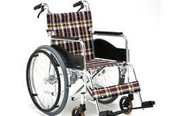 車椅子の写真