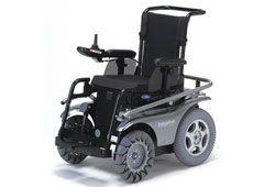 電動車椅子の写真