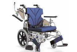 自走式電動車椅子のイメージ