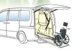 福祉車両のイメージ