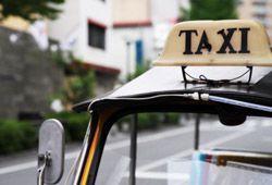タクシーの写真2