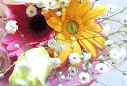 お見舞いの花のイメージ