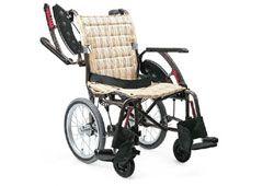 自走式の車椅子